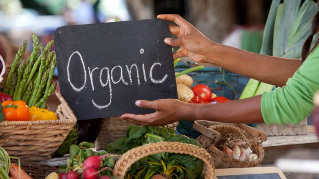 organic food processing